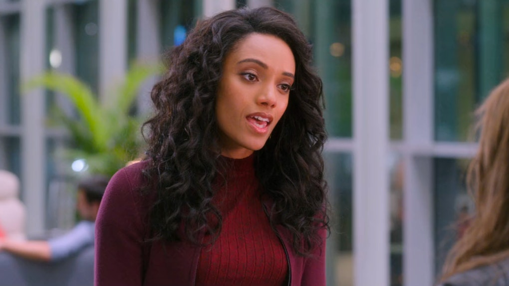 Maisie Richardson-Sellers in 'The Kissing Booth 2'