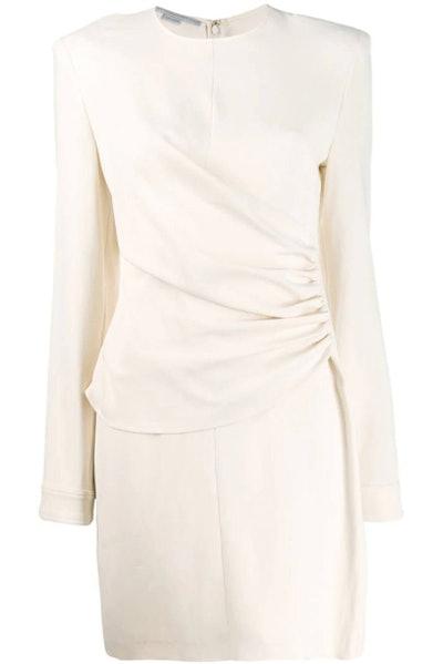 Stella McCartney White Mini Dress