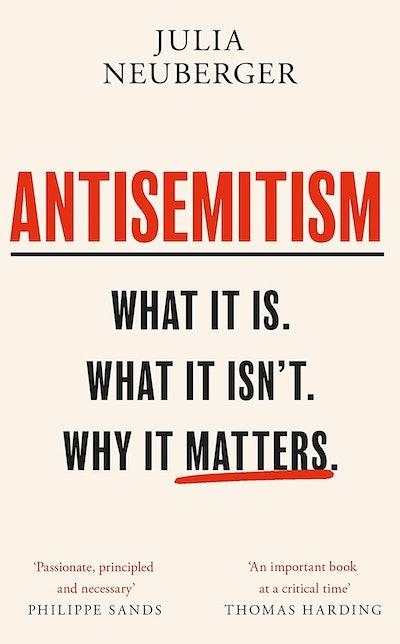 'Anti-Semitism' by Julia Neuberger