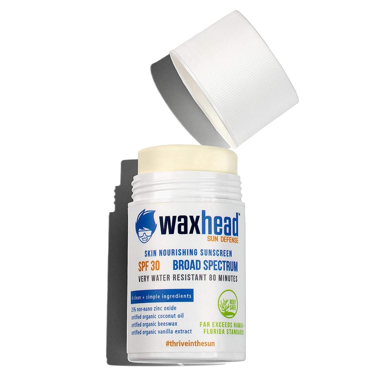 Waxhead Zinc Oxide Sunscreen Stick