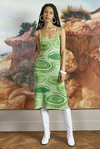 HOCKNEY DRESS