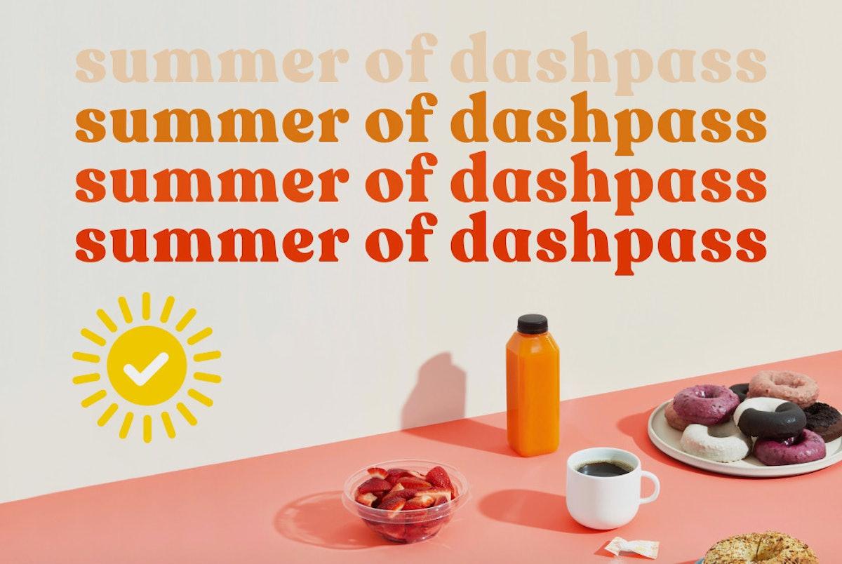 DoorDash's Summer of DashPass Deals include so many freebies.