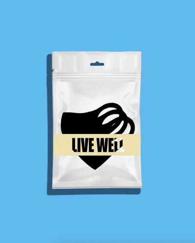 LapCos Live Well Facemask Set