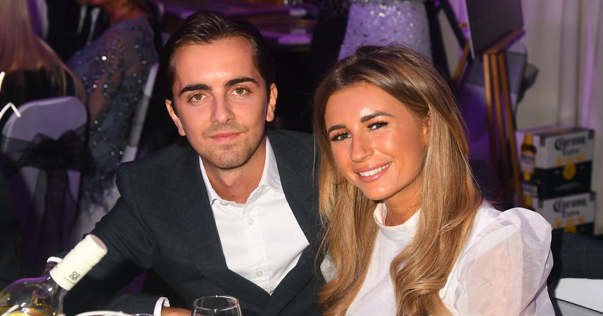 Dani Dyer Announced She's Expecting Her First Child With Sammy Kimmence