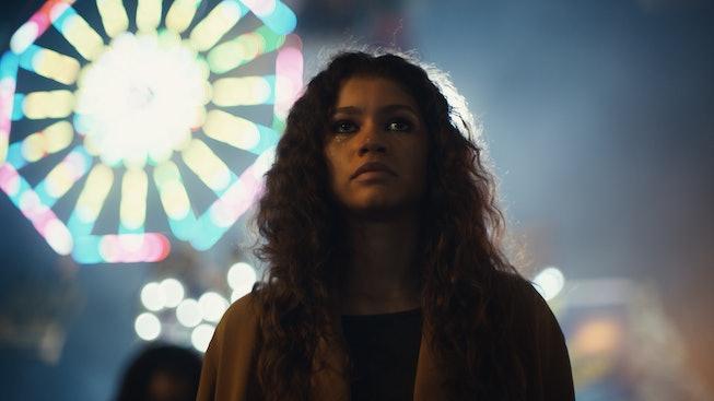 'Euphoria' Season 1, episode 4: Zendaya.