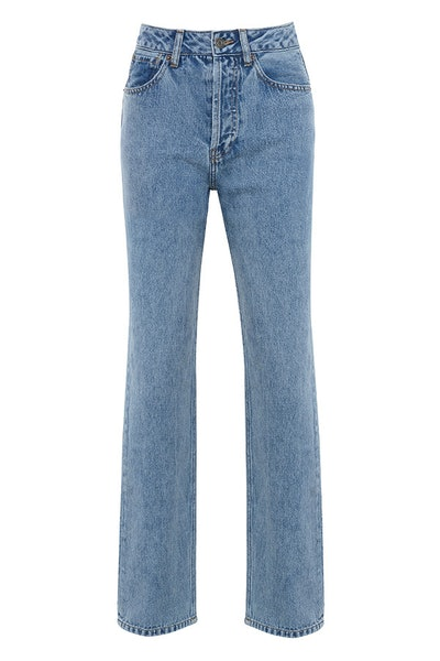 Yara Vintage Fit High Waist Jeans