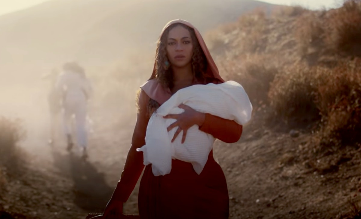 Beyoncé included a lot of 'Lion King' easter eggs in her 'Black Is King' visual album.