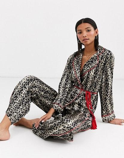 ASOS Design Pyjama Set