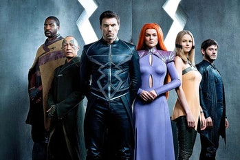 inhumans marvel cinematic universe