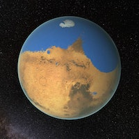 Ace this Mars quiz by following the water