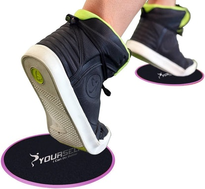 SYOURSELF Core Exercise Sliders