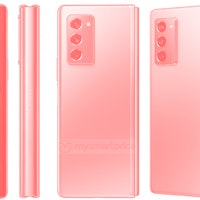 High-res images reveal Samsung Galaxy Z Fold 2 5G from literally all angles