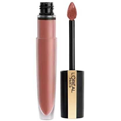 L'Oréal Rouge Signature Lightweight Matte Lip Stain in I Create