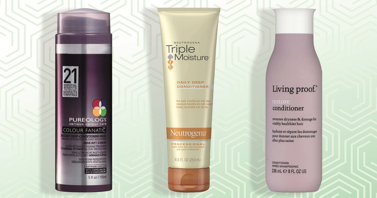 These Lightweight But Hardworking Deep Conditioners Are Ideal For Fine Hair