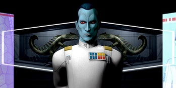 Thrawn Rebels animation star wars canon