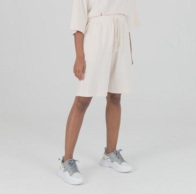 Pastel Boxy Shorts