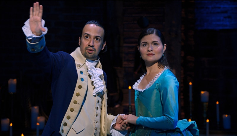 Phillipa Soo Just Confirmed That Hamilton Gasp Theory
