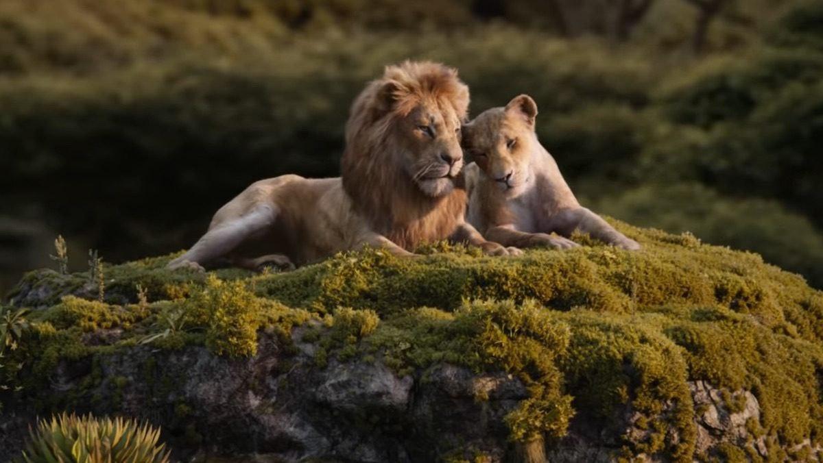 Beyoncé's 'Black Is King' visual album references 'The Lion King' a lot.