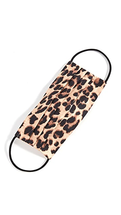 Leopard Face Covering
