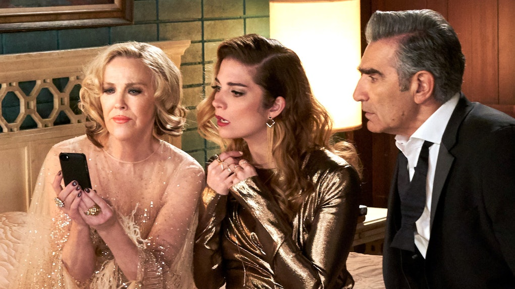 'Schitt's Creek's final season broke an Emmys record with its 15 nominations for 2020.