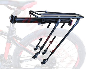 COMINGFIT 180lbs Capacity Universal Adjustable Cargo Rack