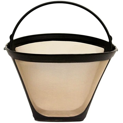 GoldTone Reusable No. 4 Cone Coffee Filter
