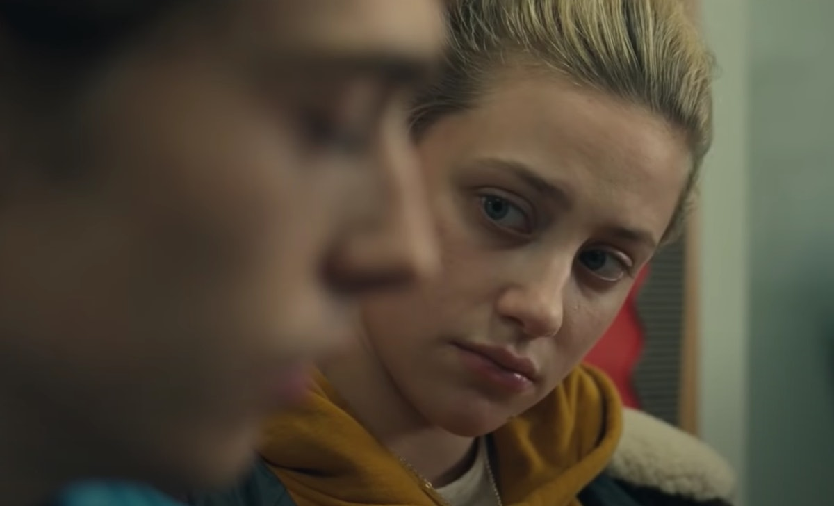 Lili Reinhart stars in the 'Chemical Hearts' trailer.