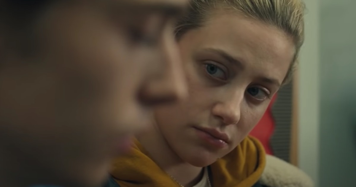 Lili Reinhart's 'Chemical Hearts' Trailer Is Perfect For Bughead Stans thumbnail