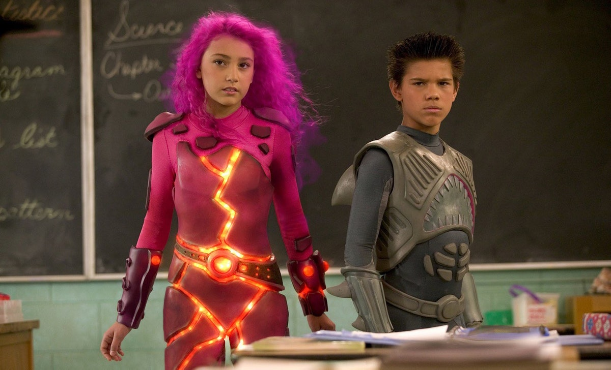 Sharkboy and Lavagirl will return in Netflix's 'We Can Be Heroes' movie.