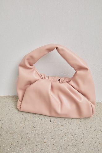 Vegan Leather Shoulder Bag