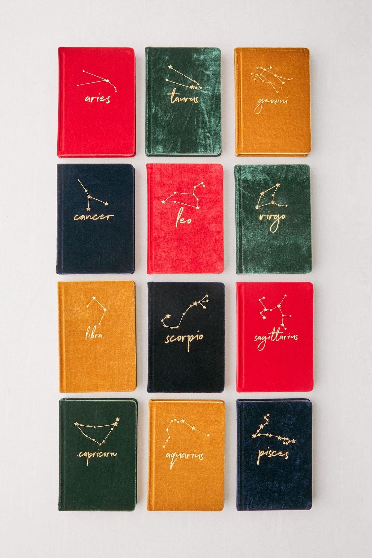 Velvet Zodiac Journal