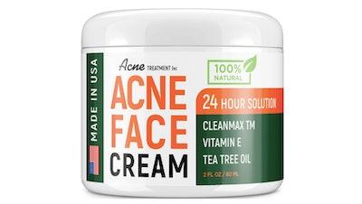 Acne Treatment Spot Pimple Cream (2 Ounces)