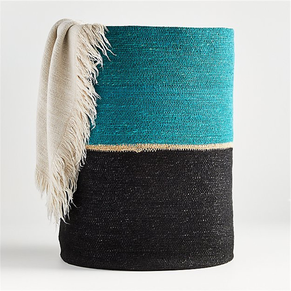 Hyssop Blue Basket