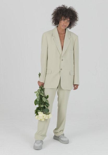 Pistachio CL Suit
