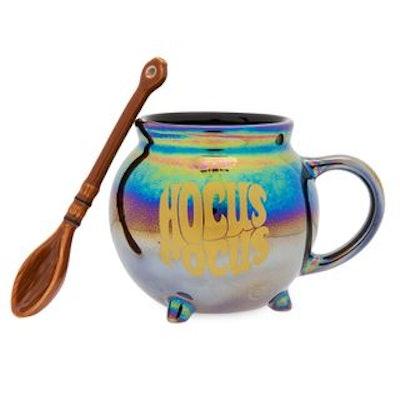 Hocus Pocus Mug & Spoon Set