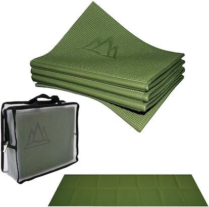 Khataland Foldable Yoga Mat