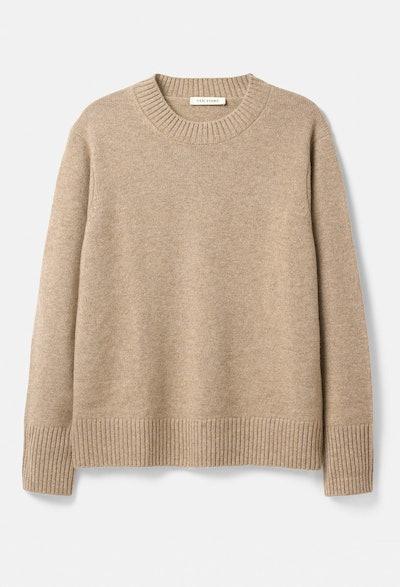 Cashmere Sweater Beige