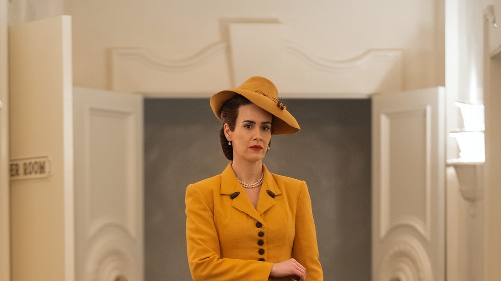 Sarah Paulson in Netflix's 'Ratched'