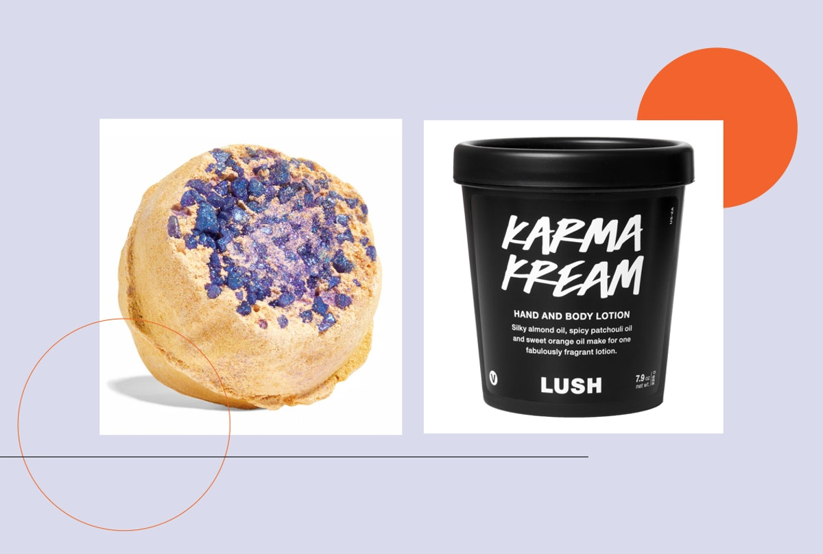 Lush is discontinuing 95 items.