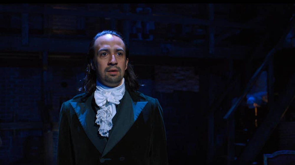 Tweets about 'Hamilton' on Disney+ prove its already a hit.