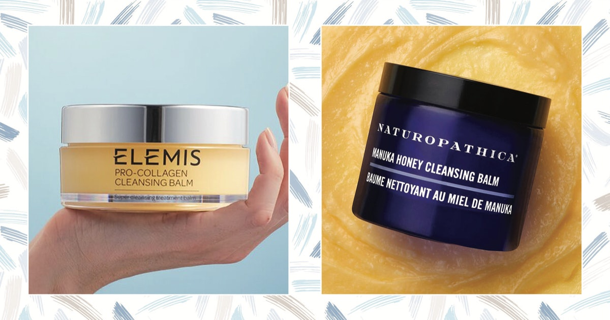 These Decadent Cleansing Balms Feel Like Sherbet & Melt Makeup Like Magic