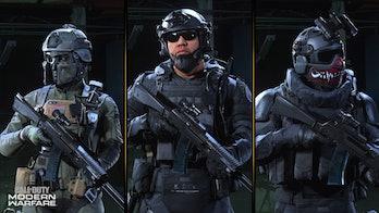 Shadow Company Call of Duty Season 5