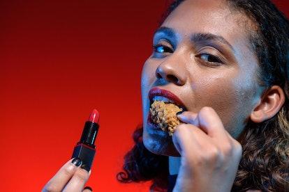 KFC lipstick