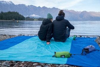 Wekapo Sand Free Beach Blanket