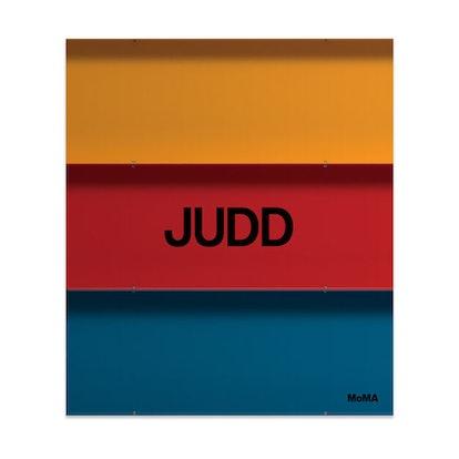 Judd - Hardcover
