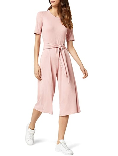 find. Women's Ribbed Jersey Jumpsuit