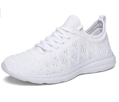 JOOMRA Women Lightweight Sneakers 3D Woven Shoes