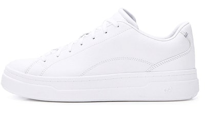 CARE OF by PUMA Leather Platform Sneakers
