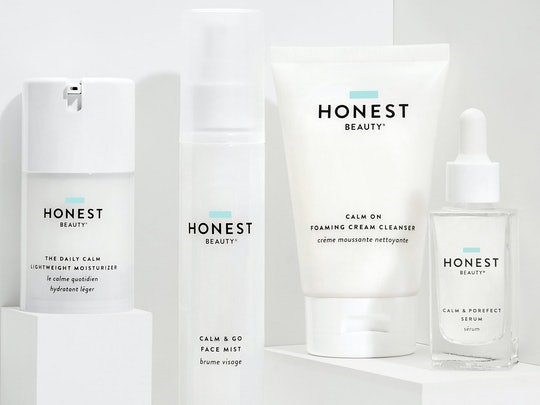 Honest Beauty's new skincare line caters to those with sensitive skin.