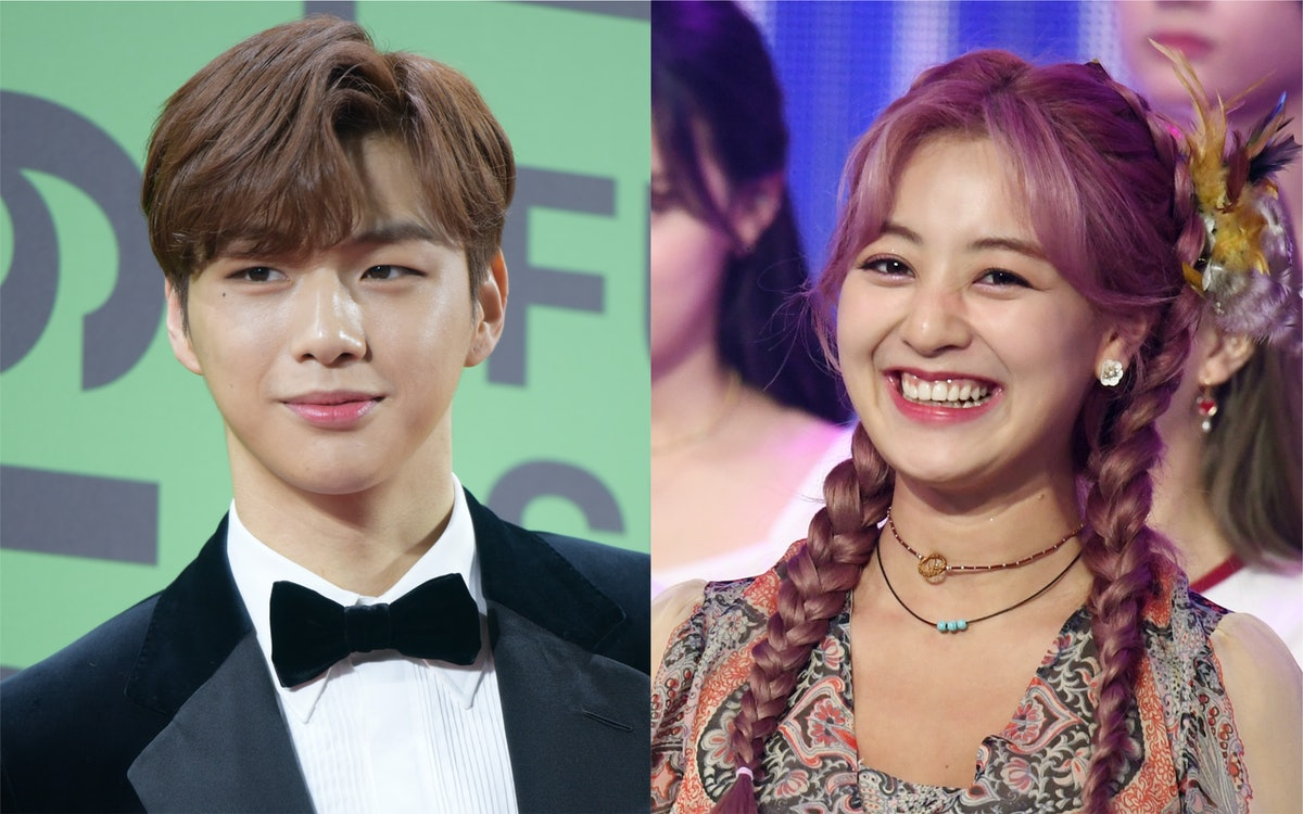 These K-Pop Couples, Including Kang Daniel and TWICE's Jihyo, Totally Stole Fans' Hearts.